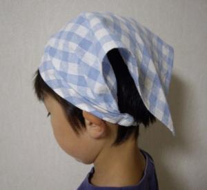 三角巾 こども