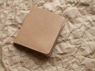 カードとお札が入る小さい財布