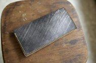 ブライドルレザーの長財布