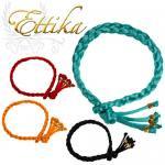 Ettika(エティカ)サテンタッセルブレスレット