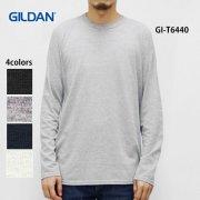 4.5oz ソフトスタイ リングスパン 長袖Tシャツ(GILDAN/ギルダン)