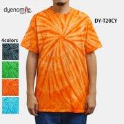タイダイ Tシャツ/サイクロン(DYENOMITE APPAREL/ダイナマイトアパレル)