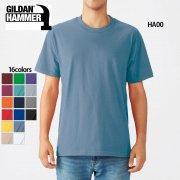 6.1oz ハンマー Tシャツ(ジャパンフィット)(GILDAN/ギルダン)[HA00]