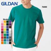 5.3oz プレミアムコットンTシャツ(ジャパンフィット)(GILDAN/ギルダン)[76000]