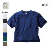 6.2oz オープンエンド マックスウェイト オーバーTシャツ(CROSS&STITCH/クロス&ステッチ)[OE1401]