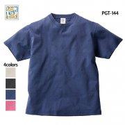 6.2oz オープンエンド ピグメントTシャツ(CROSS&STITCH/クロス&ステッチ)[PGT-144]