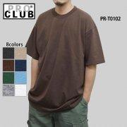 5.8oz コムフォートTシャツ(PRO CLUB/プロクラブ)[T0102]