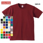 5.0oz レギュラーフィットTシャツ(United Athle/ユナイテッドアスレ)[5401-01]