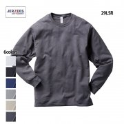 5.4oz DRI-POWER ロングスリーブTシャツ(JERZEES/ジャージーズ)[29LSR]