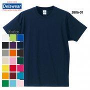 4.0oz プロモーション Tシャツ(deslawear/デラウェア)[5806-01]