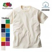 4.8oz ベーシック ジャパンスペック 無地Tシャツ(FRUIT OF THE LOOM/フルーツ・オブ・ザ・ルーム)[J3930HD]