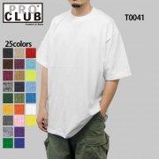 6.5oz ヘビーウェイトTシャツ(PRO CLUB/プロクラブ)[T0041]