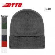 コットンニットキャップ ダブルタイプ(OTTO/オットー)H4800