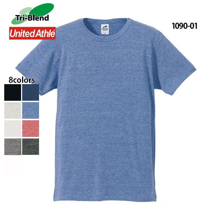 4.4oz トライブレンドTシャツ(United Athle/ユナイテッドアスレ)