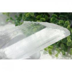 ナイカ産 セレナイト 大きめ結晶 130� 170g ゆうパック便