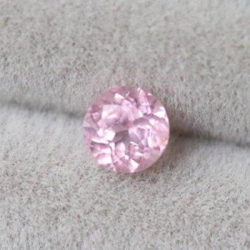 アクセサリー向け ピンク スピネル 小さなルース 0.28ct  3.8mm