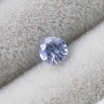 アウトレット スリランカ産 ブルー・サファイア ルース 0.16ct  3.0mm