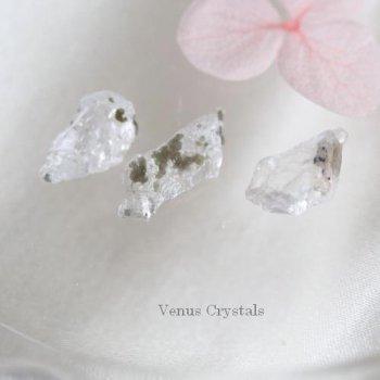 レア 天使の石 ロシア産 フェナカイト フェナサイト ロシアン・フェナカイト 原石 セット 各8mm