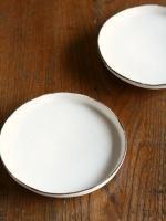 白丸盆5寸皿