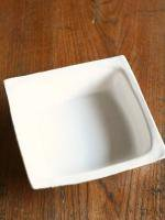 白四角鉢(大)