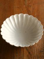 白輪花7寸鉢