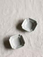 四方豆皿-青マット