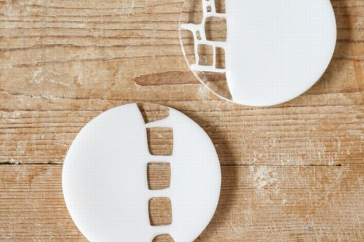 サブロウ 平丸皿小-色々