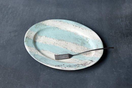 オーバル皿st