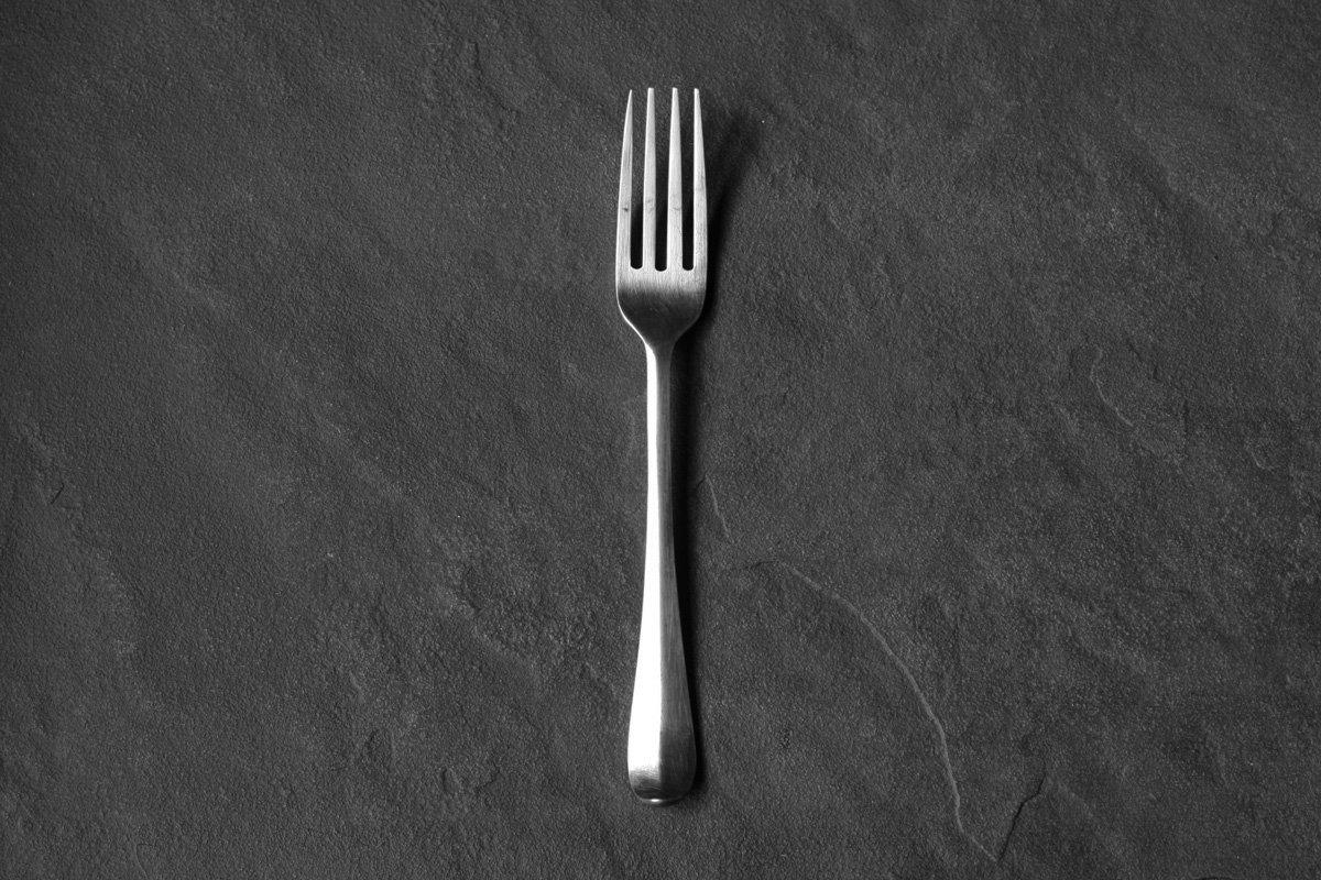 竹俣勇壱 Dinner fork