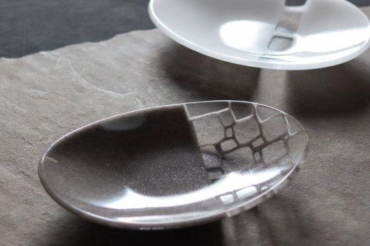 サブロウ 楕円皿大-b