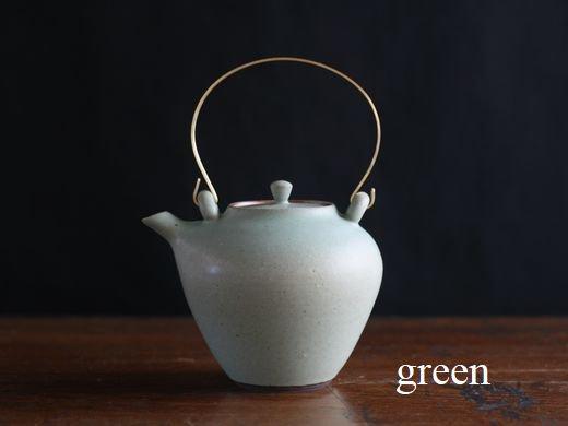 西村峰子 土瓶-L