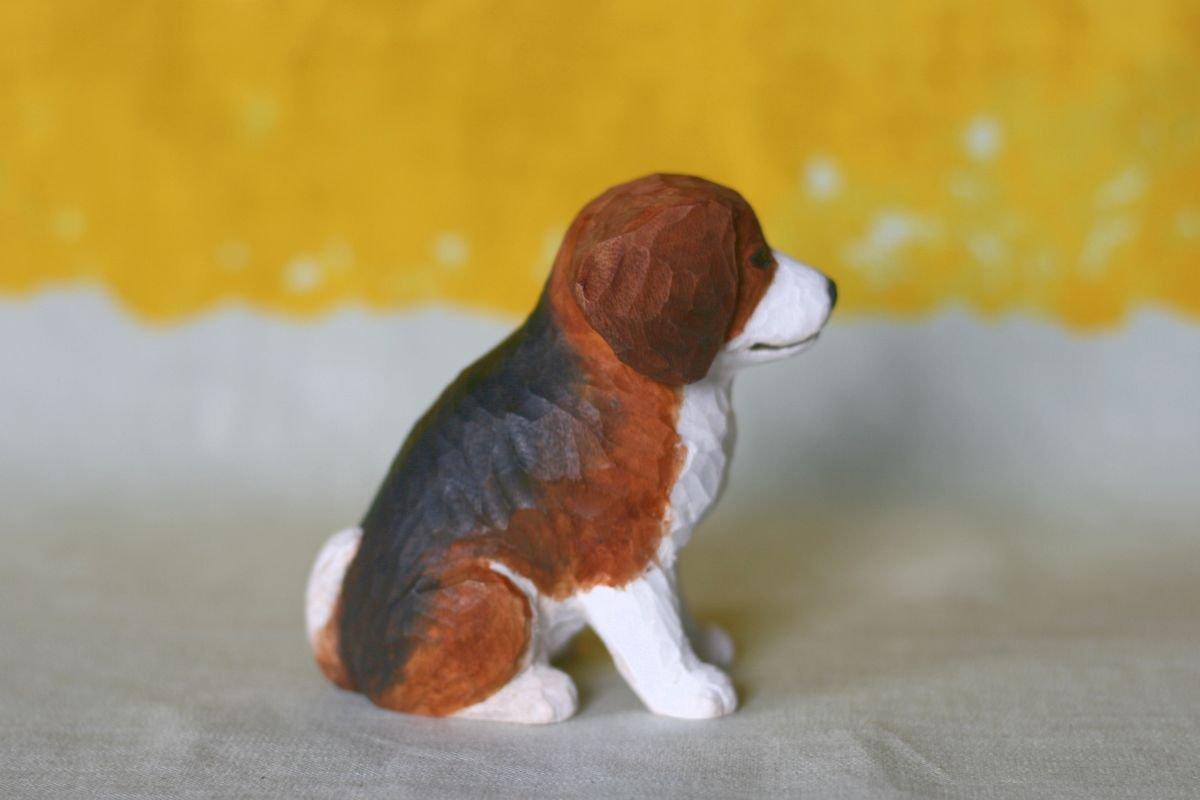 wooden fur 土屋香子 ビーグル
