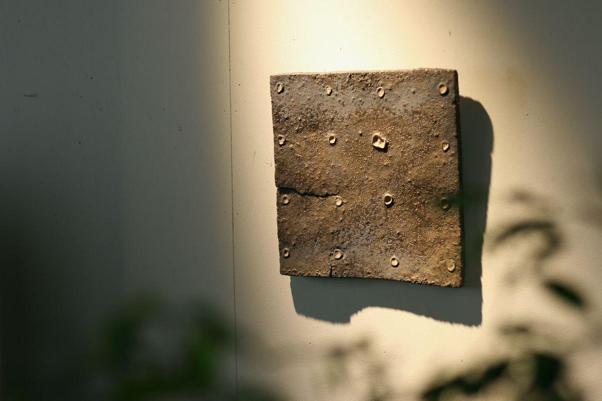 小野象平 銅板