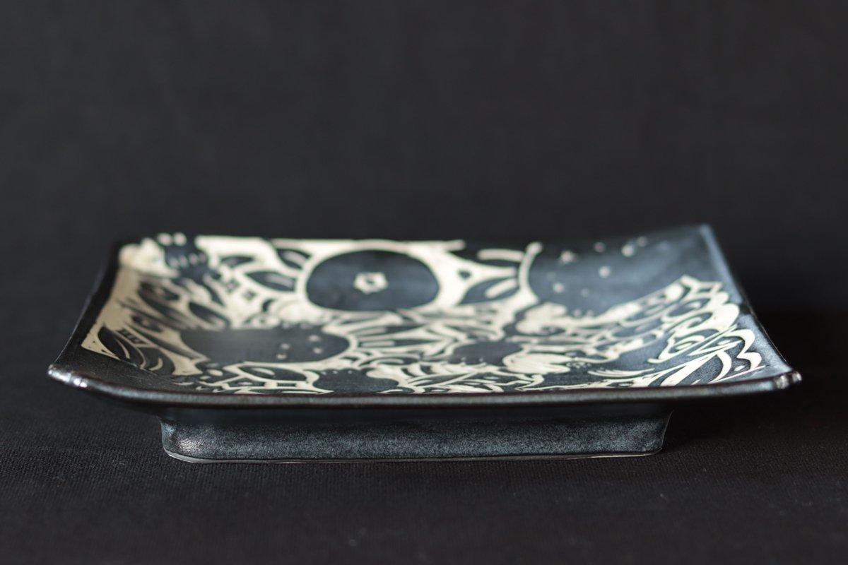 矢島操 カキオトシ片口鉢