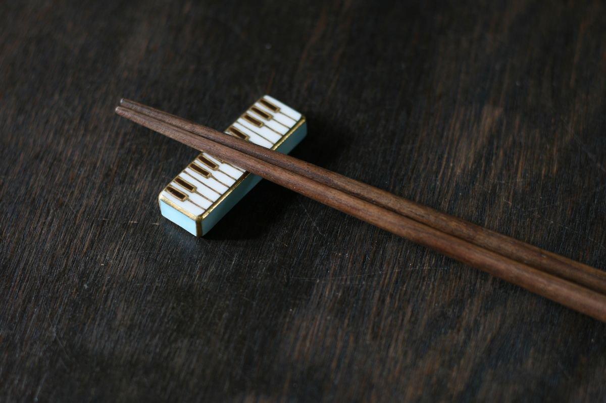 飯野夏実 けんばん箸置き2点set