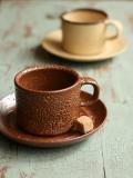 チョコ cup&saucer
