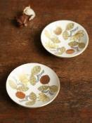 花繋ぎ豆皿