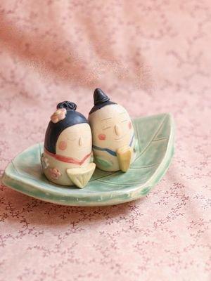 おひなさま豆(葉)