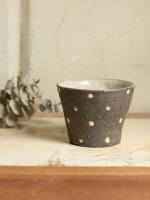 フリーカップ-焼しめドット