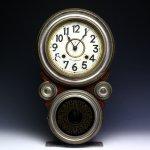 精工舎(SEIKOSHA)ダルマ時計|ゼンマイ式振り子式掛時計