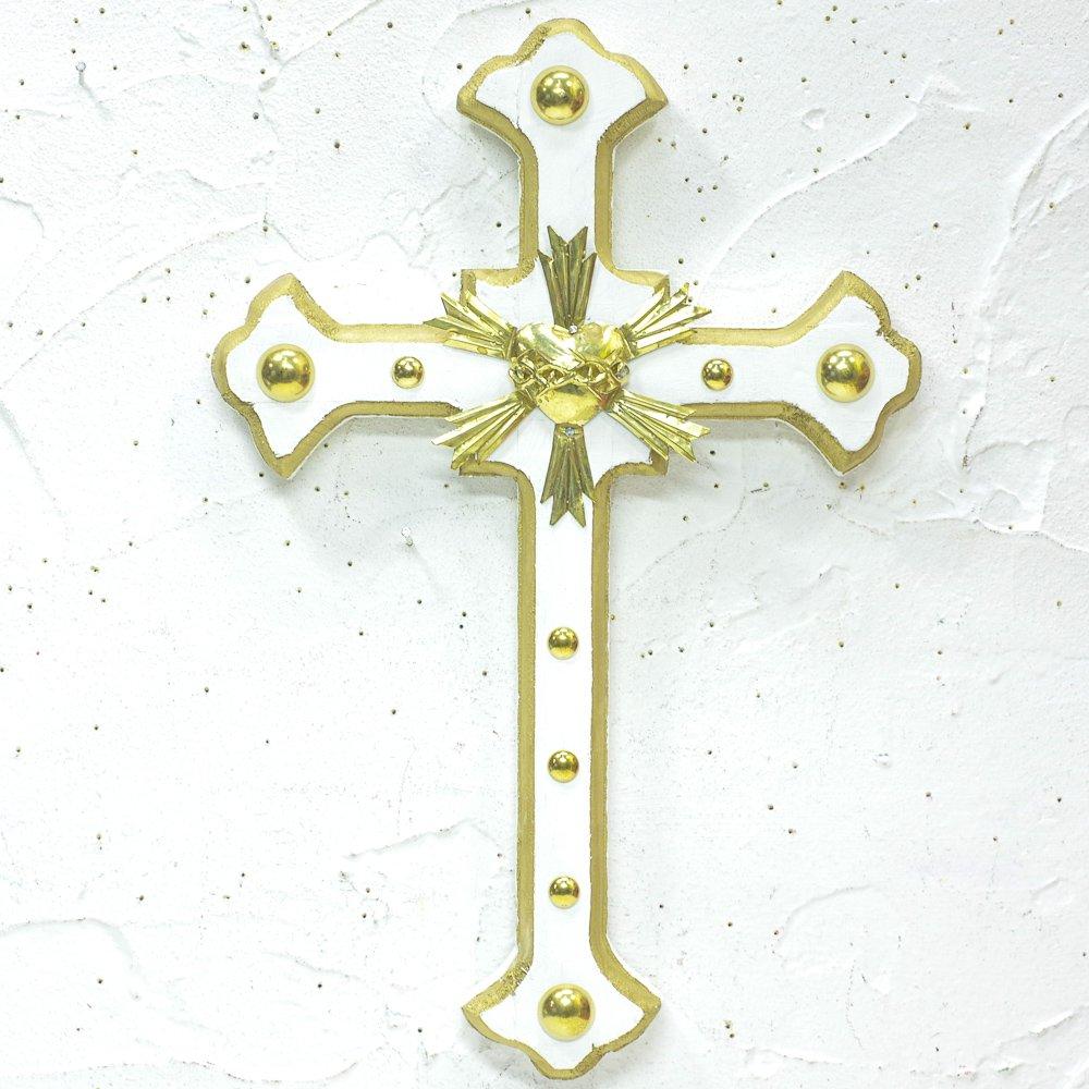 Diabla☆細クロス 十字架 30cm B(WHITE) ☆発送は→【レターパックライト】【レターパックプラス】【宅急便】
