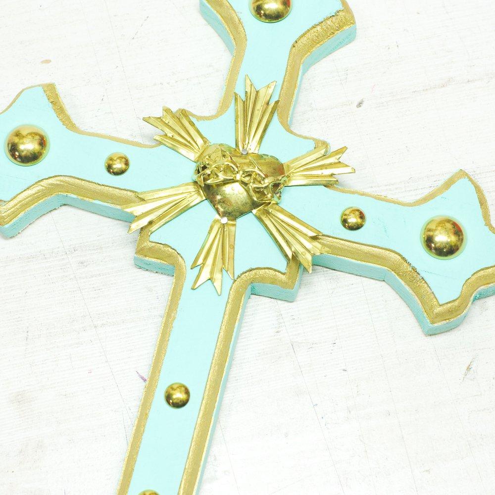 Diabla☆細クロス 十字架 30cm E(MINT) ☆発送は→【レターパックライト】【レターパックプラス】【宅急便】