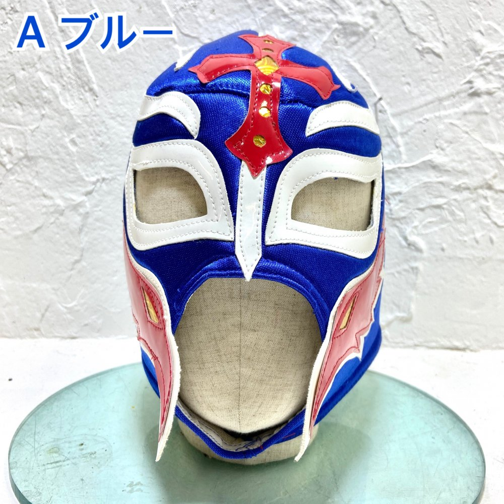 <img class='new_mark_img1' src='https://img.shop-pro.jp/img/new/icons13.gif' style='border:none;display:inline;margin:0px;padding:0px;width:auto;' />メキシコ☆ルチャ・リブレ 応援用マスク M☆発送は→【レターパックライト】【レターパックプラス】【宅急便】