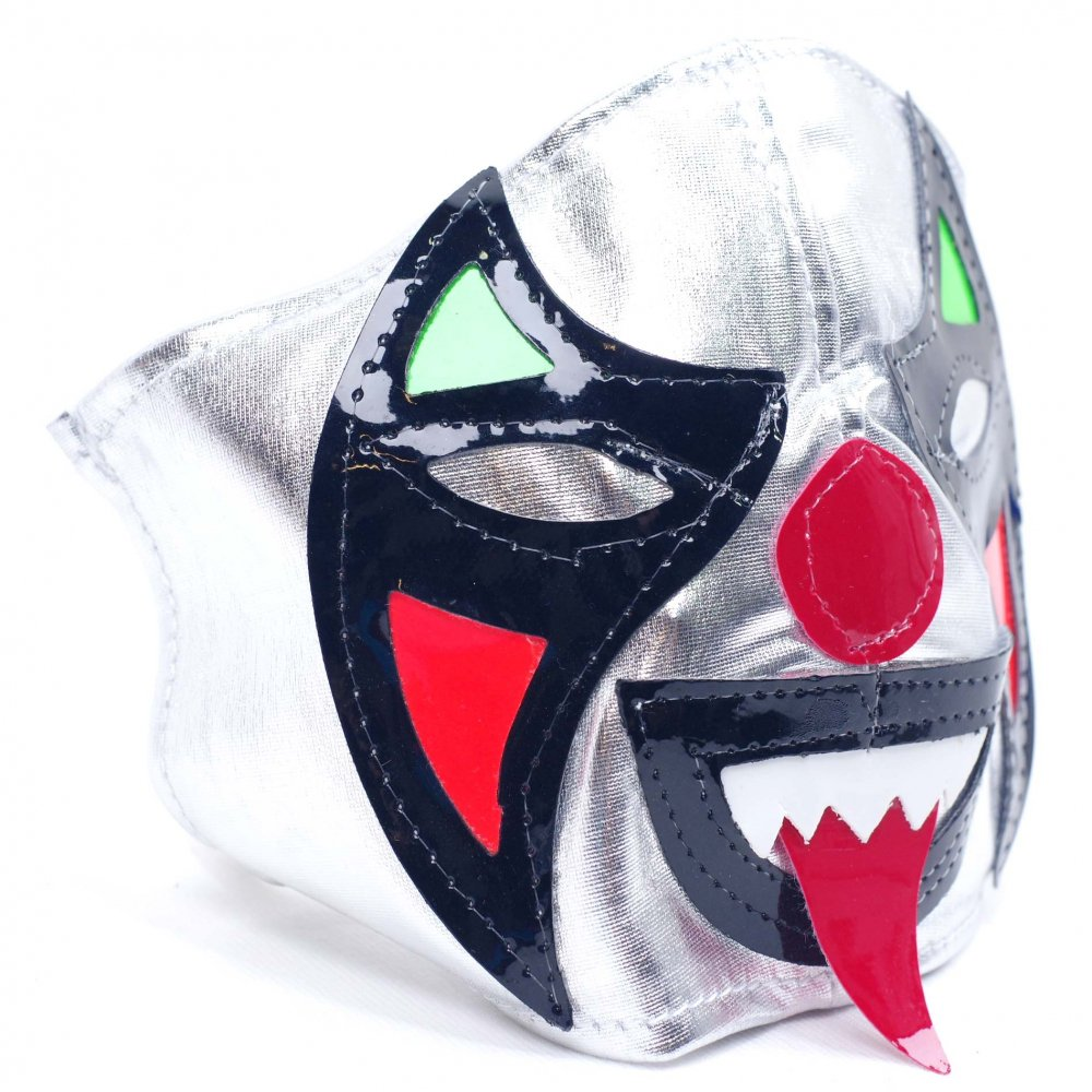 <img class='new_mark_img1' src='https://img.shop-pro.jp/img/new/icons13.gif' style='border:none;display:inline;margin:0px;padding:0px;width:auto;' />Lucha Libre☆プロレスマスクのマスク 【薄】E