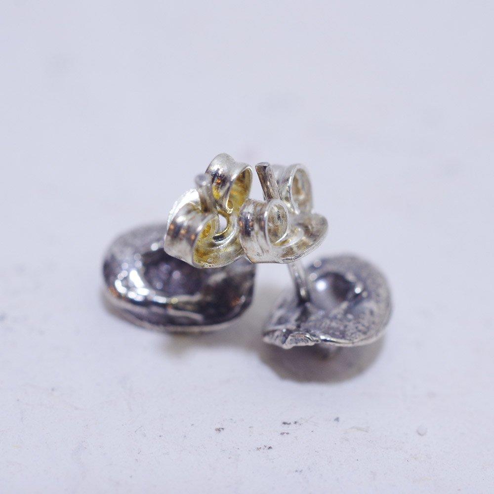 Silver925☆テンガロンハット ミニピアス