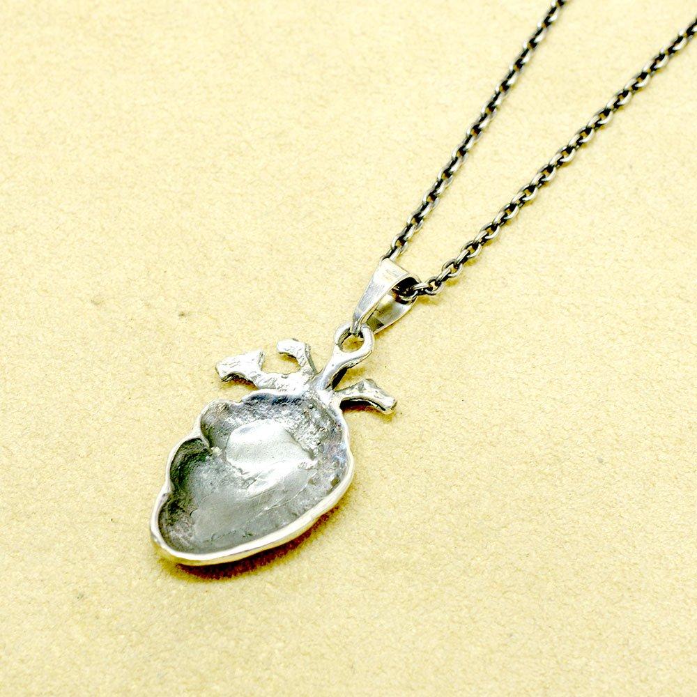 Silver925☆コラソン(心臓) ペンダントトップ