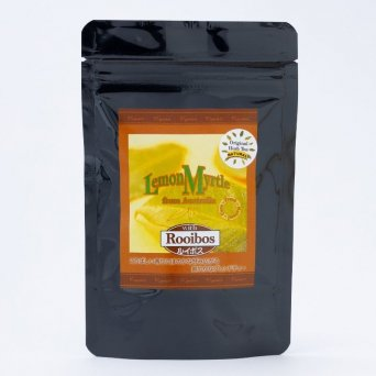 Premium ルイボス & レモンマートル ブレンド(ティーバッグ10・50個入り)
