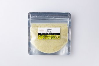 デザートライム 10g(袋詰)生の果実を氷点下40℃でフリーズドライ