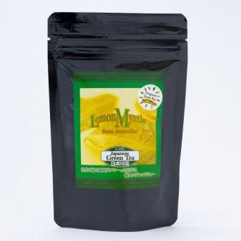 レモンマートル & 国産の緑茶 ブレンド(ティーバッグ10個)