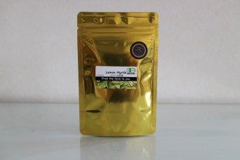 レモンマートルティー茶葉(1.5mmのカット) 25g  ・  1kg